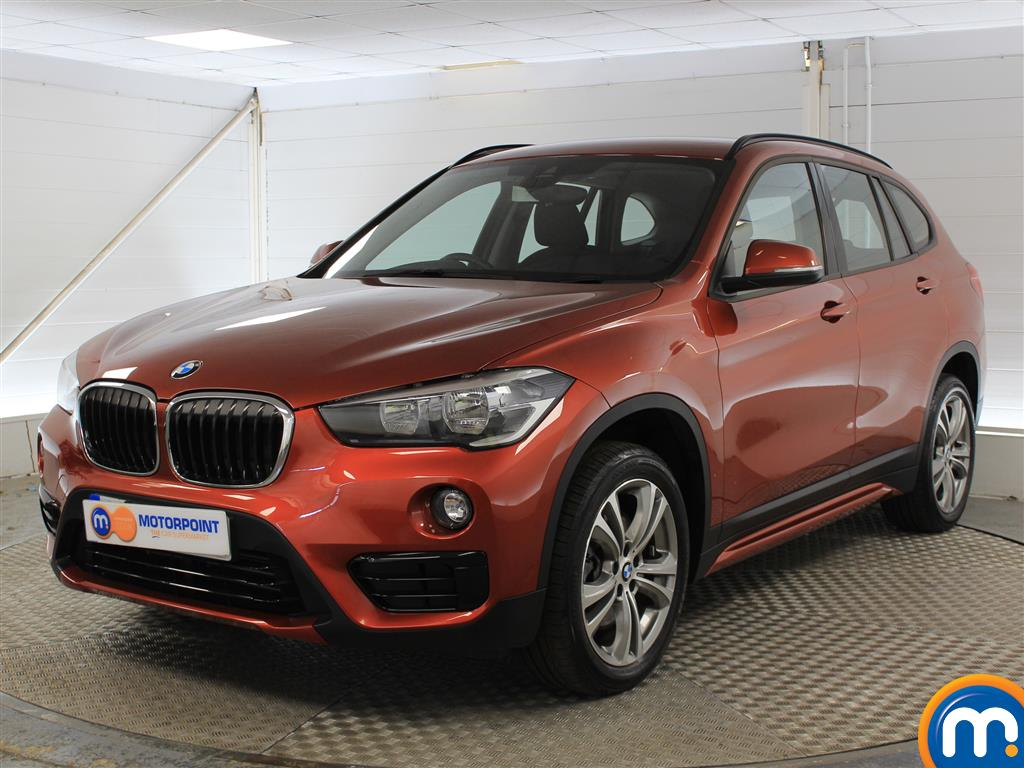BMW X1 Sport - Stock Number (1045075) - Passenger side front corner