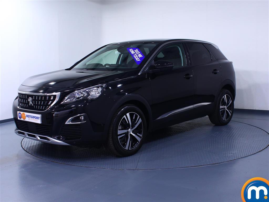 Peugeot 3008 Allure - Stock Number (1037992) - Passenger side front corner