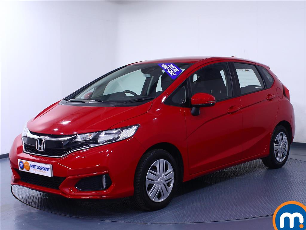 Honda Jazz S - Stock Number (1044200) - Passenger side front corner