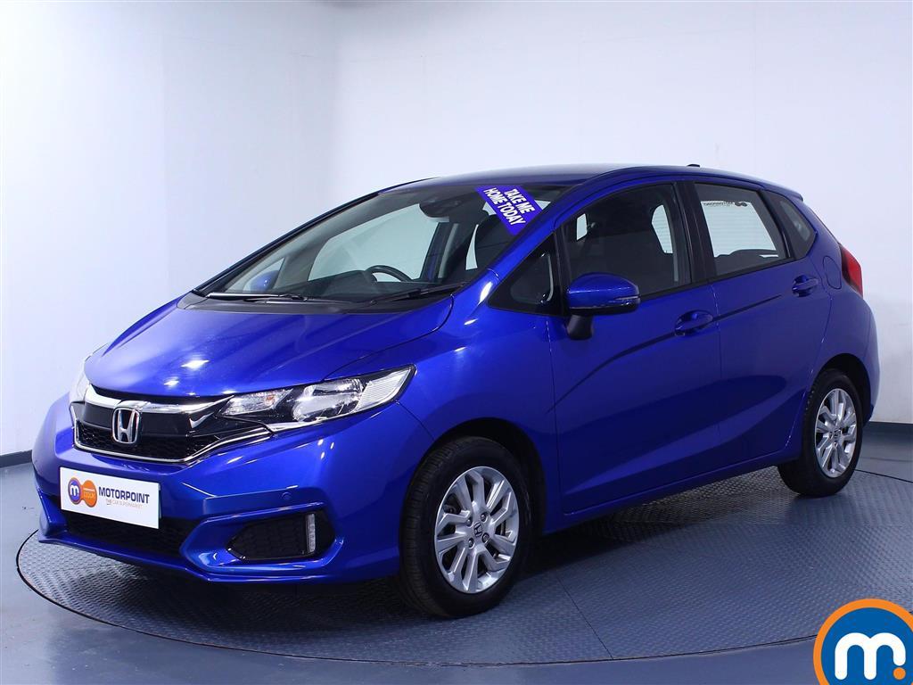Honda Jazz SE Navi - Stock Number 1044698 Passenger side front corner