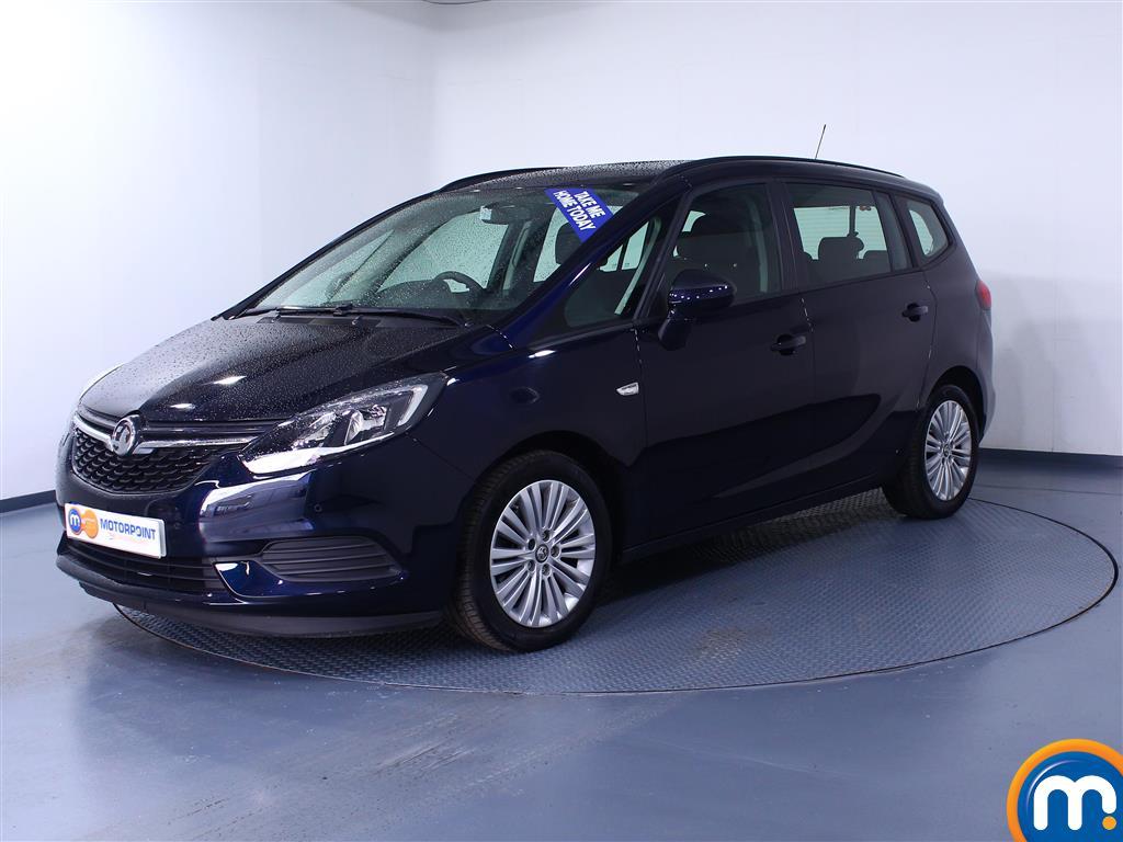 Vauxhall Zafira Design - Stock Number 1041181 Passenger side front corner