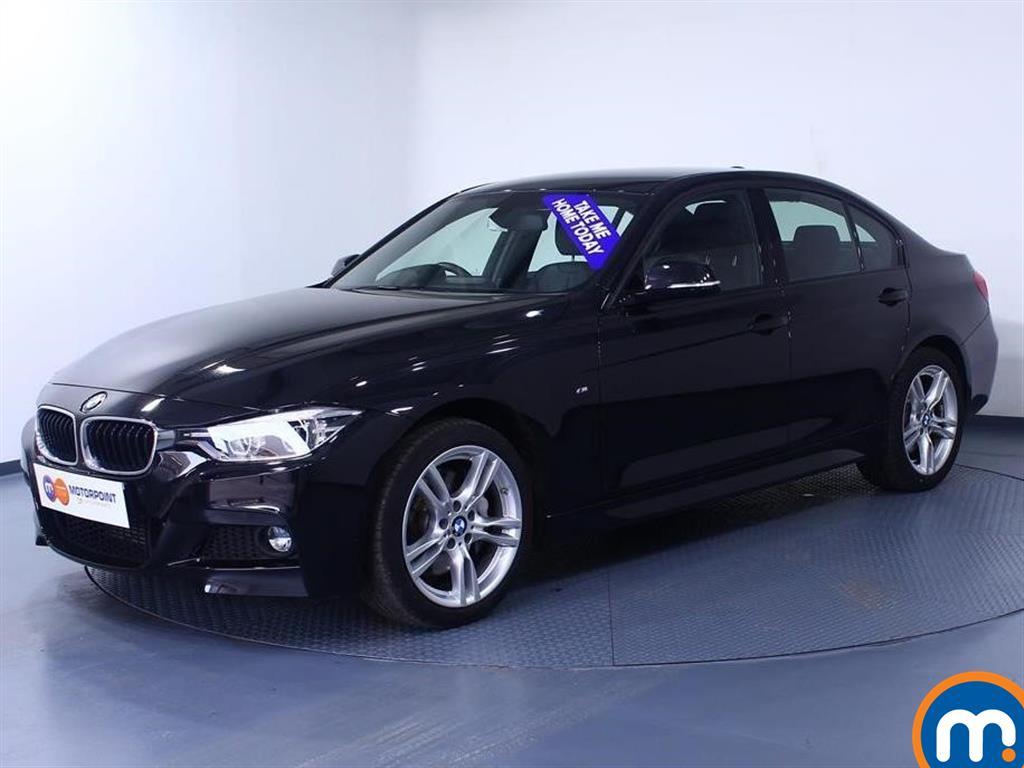 BMW 3 Series M Sport - Stock Number 1044874 Passenger side front corner