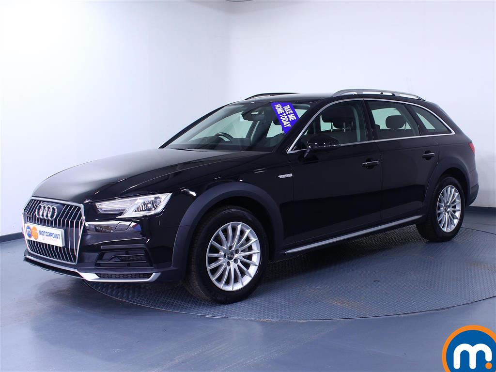 Audi A4 Allroad 2.0 TDI Quattro 5dr S Tronic - Stock Number 1044877 Passenger side front corner