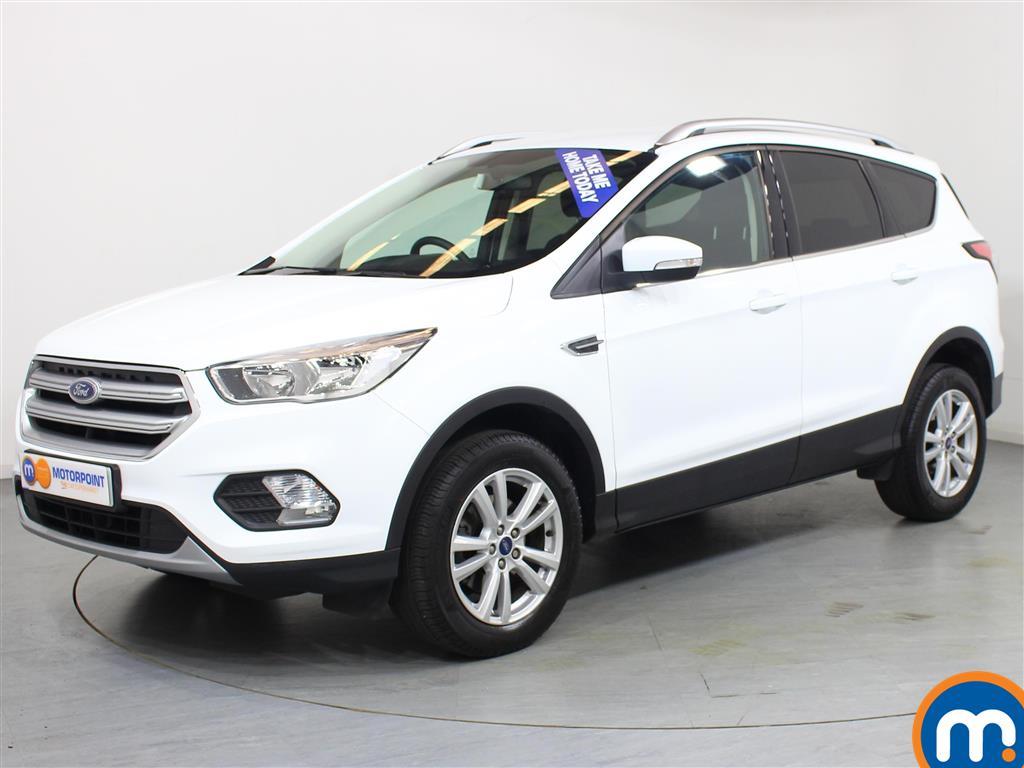 Ford Kuga Zetec - Stock Number (1037101) - Passenger side front corner