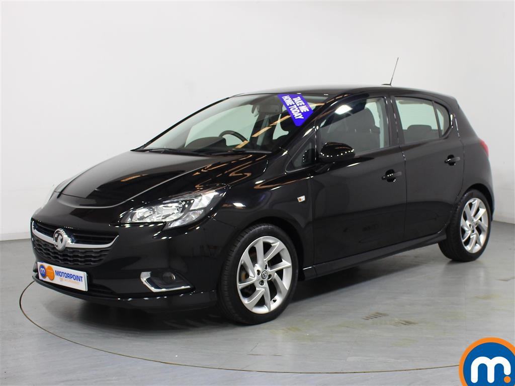 Vauxhall Corsa SRi Vx-line - Stock Number (1038223) - Passenger side front corner