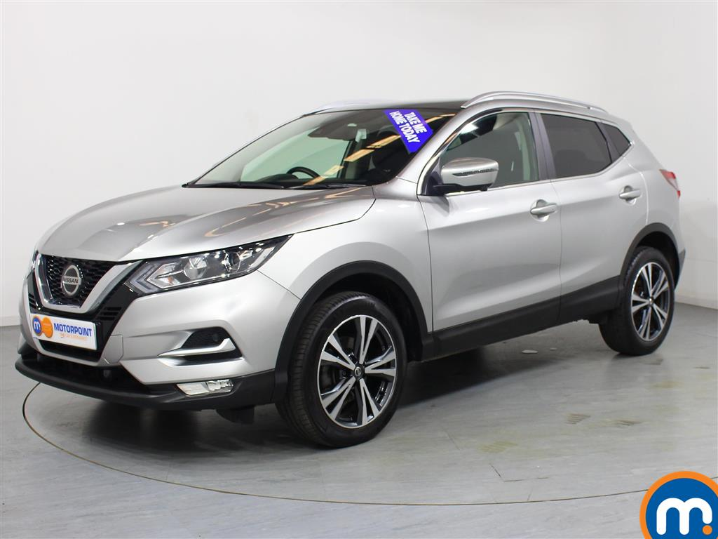 Nissan Qashqai N-Connecta - Stock Number (1039334) - Passenger side front corner