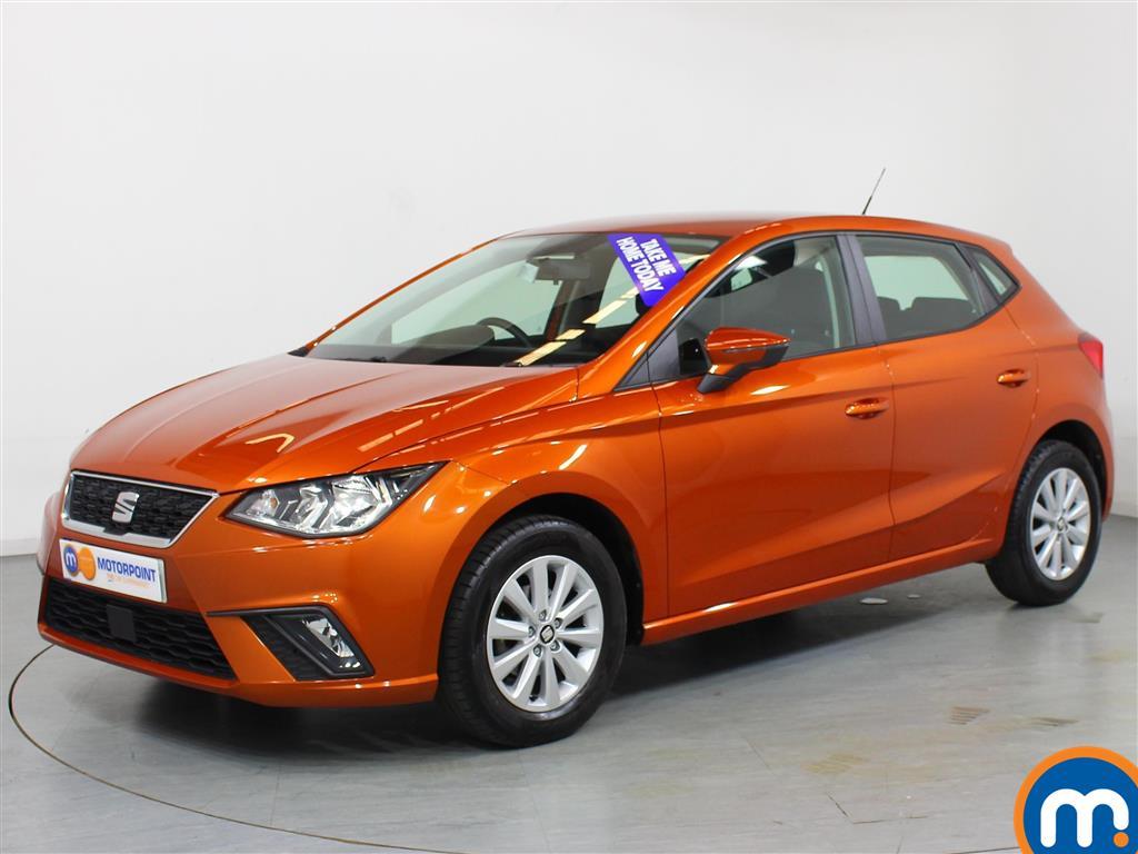 Seat Ibiza SE Technology - Stock Number 1045417 Passenger side front corner