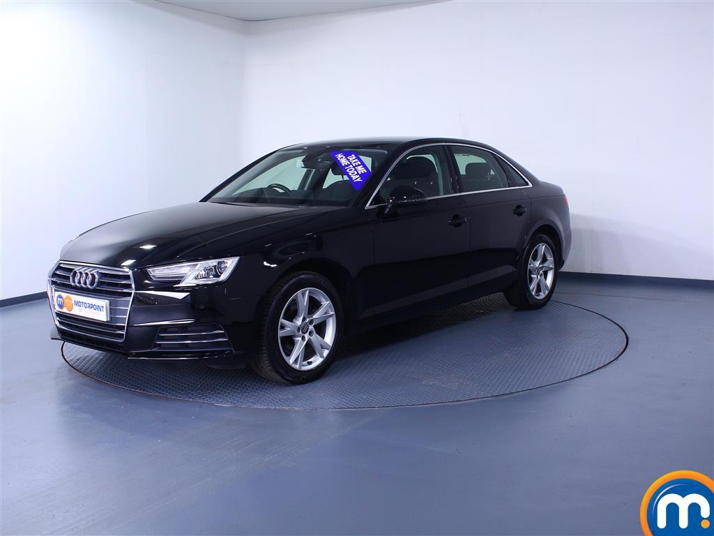 Audi A4 Sport - Stock Number (1043319) - Passenger side front corner