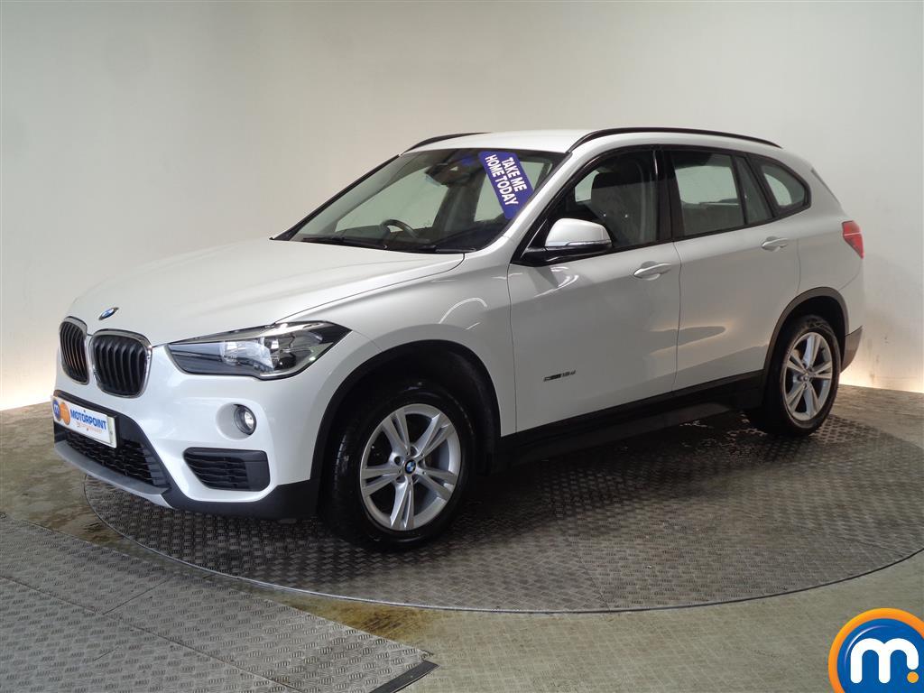 BMW X1 SE - Stock Number (1043153) - Passenger side front corner