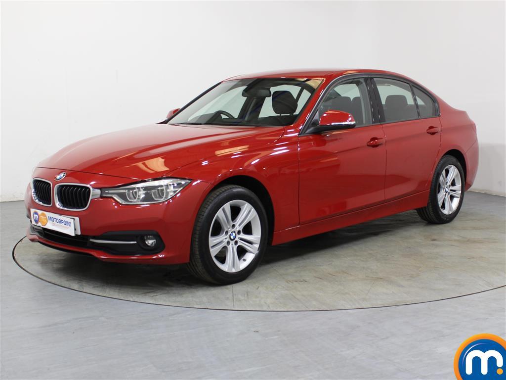 BMW 3 Series Sport - Stock Number (1042854) - Passenger side front corner