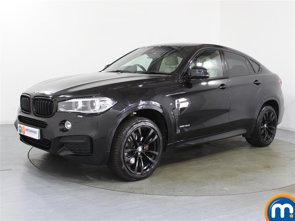 BMW X6 M Sport - Stock Number (1034890) - Passenger side front corner