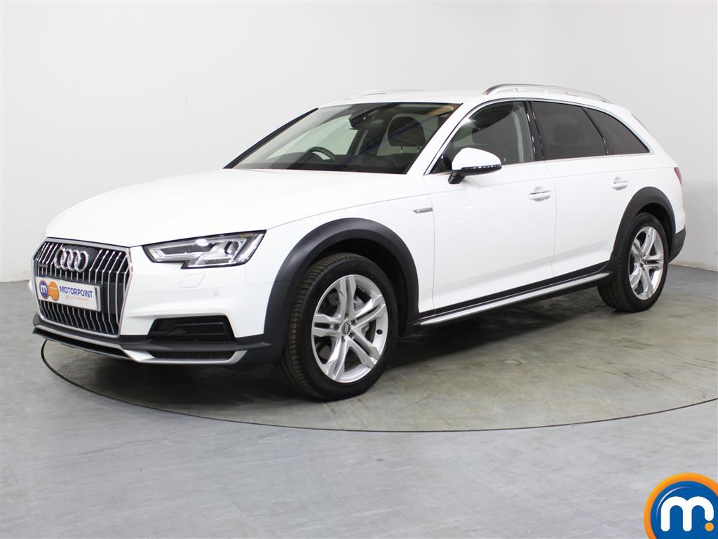 Audi A4 Allroad Sport - Stock Number 1040287 Passenger side front corner