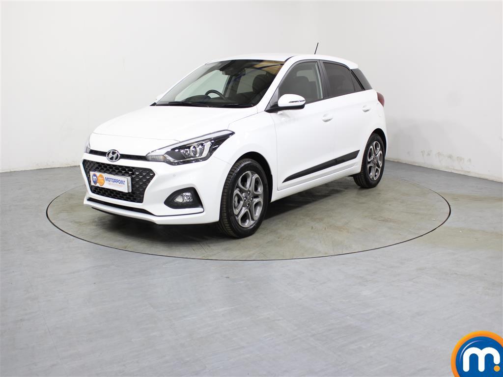 Hyundai I20 Premium Nav - Stock Number (1045598) - Passenger side front corner