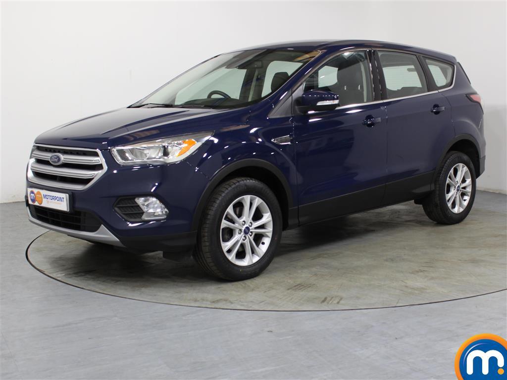 Ford Kuga Titanium - Stock Number 1040618 Passenger side front corner