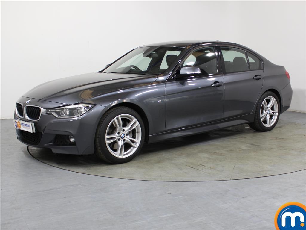 BMW 3 Series M Sport - Stock Number (1041606) - Passenger side front corner