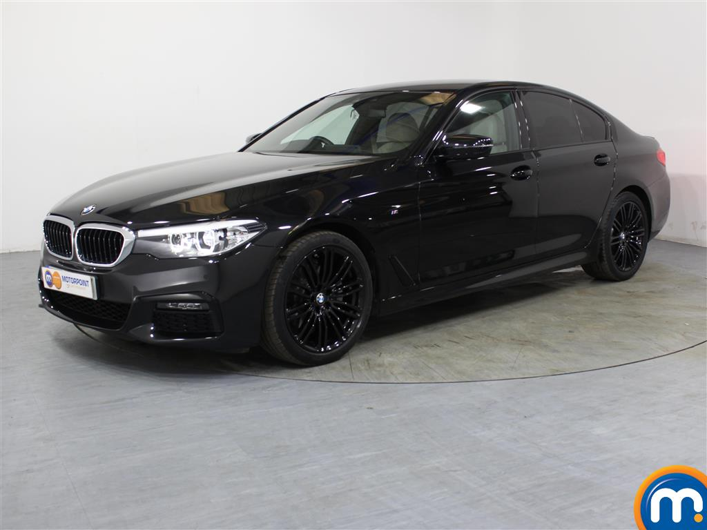 BMW 5 Series M Sport - Stock Number (1041110) - Passenger side front corner