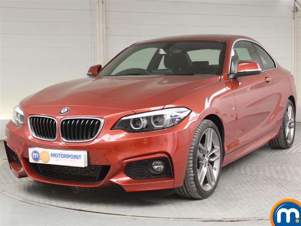BMW 2 Series M Sport - Stock Number 1044634 Passenger side front corner