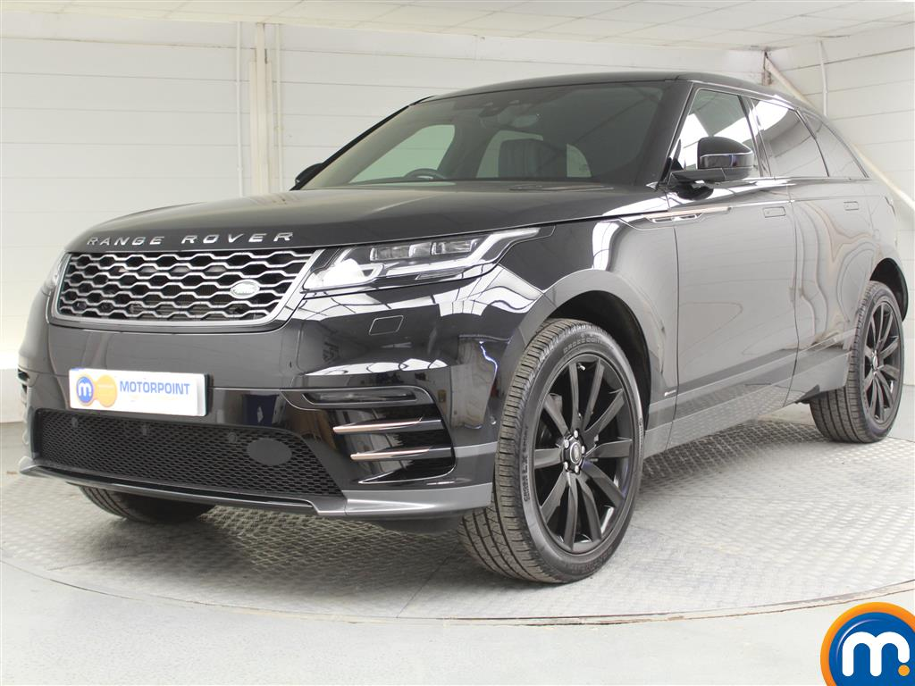 Land Rover Range Rover Velar R-Dynamic HSE - Stock Number 1043325 Passenger side front corner