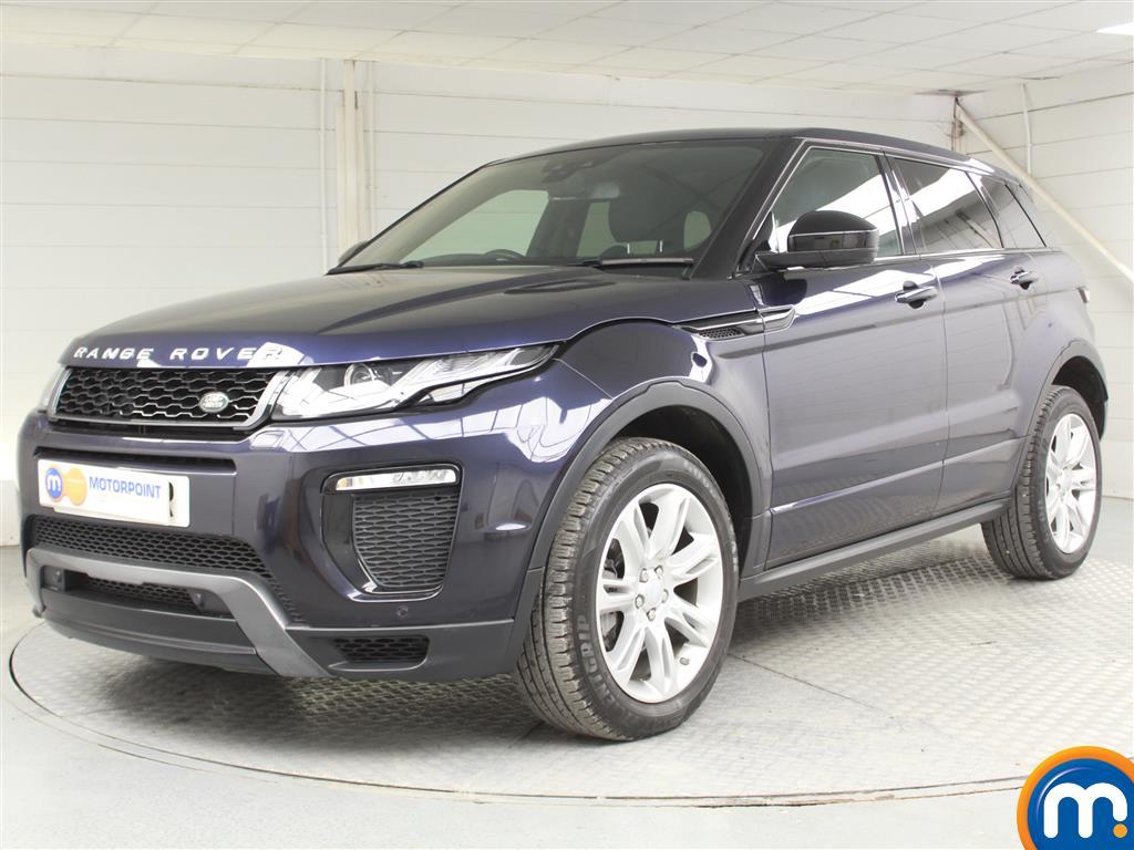 Land Rover Range Rover Evoque HSE Dynamic - Stock Number (1012853) - Passenger side front corner