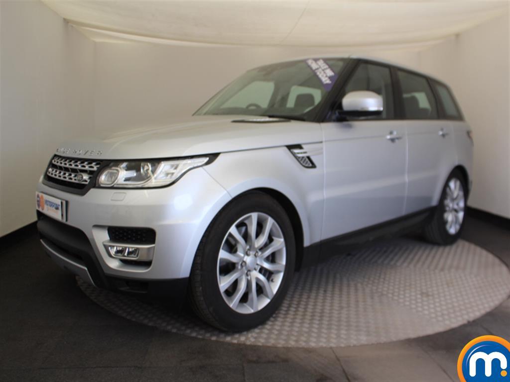 Land Rover Range Rover Sport HSE - Stock Number 1039552 Passenger side front corner