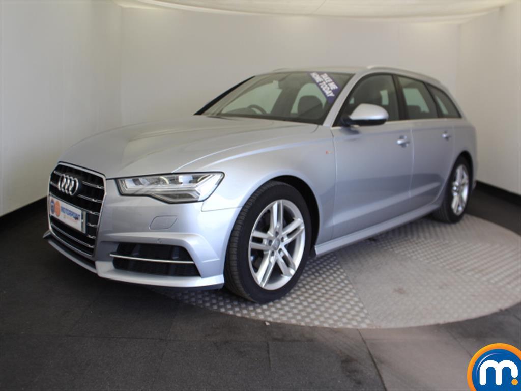 Audi A6 S Line - Stock Number (1032328) - Passenger side front corner