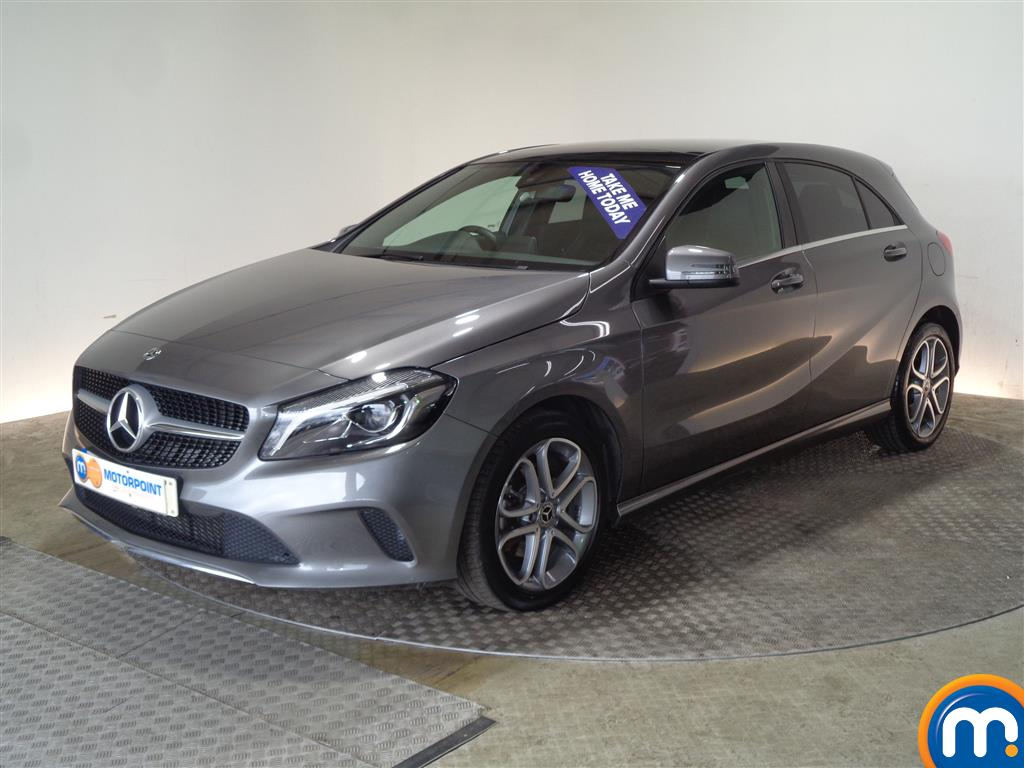 Mercedes-Benz A Class Sport Edition - Stock Number 1042851 Passenger side front corner