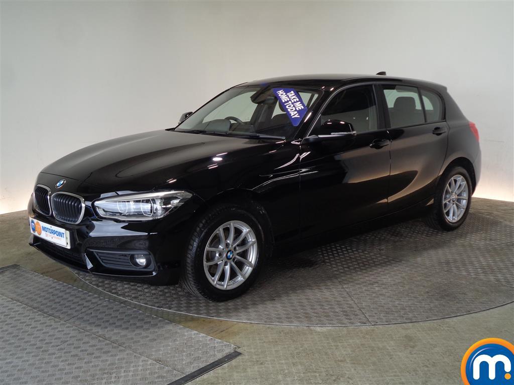 BMW 1 Series SE Business - Stock Number (1041108) - Passenger side front corner