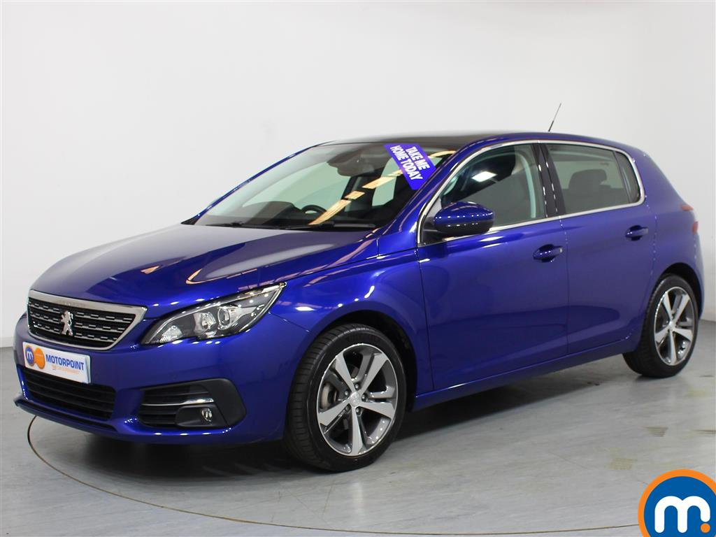 Peugeot 308 Allure - Stock Number (1045187) - Passenger side front corner