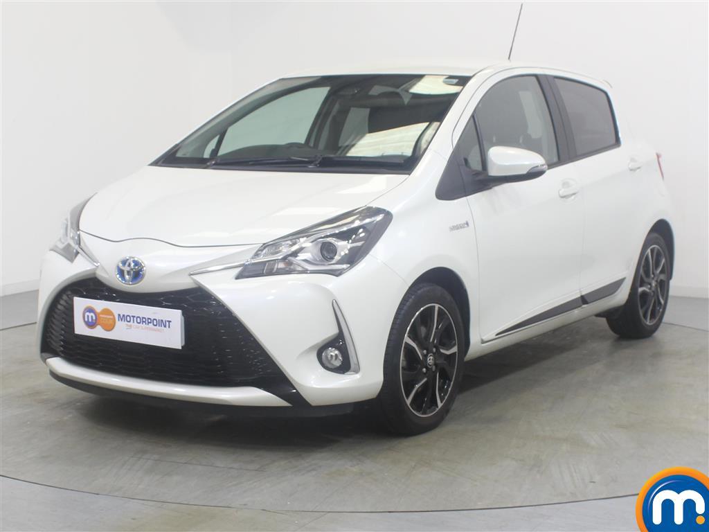 Toyota Yaris Design - Stock Number (1042114) - Passenger side front corner