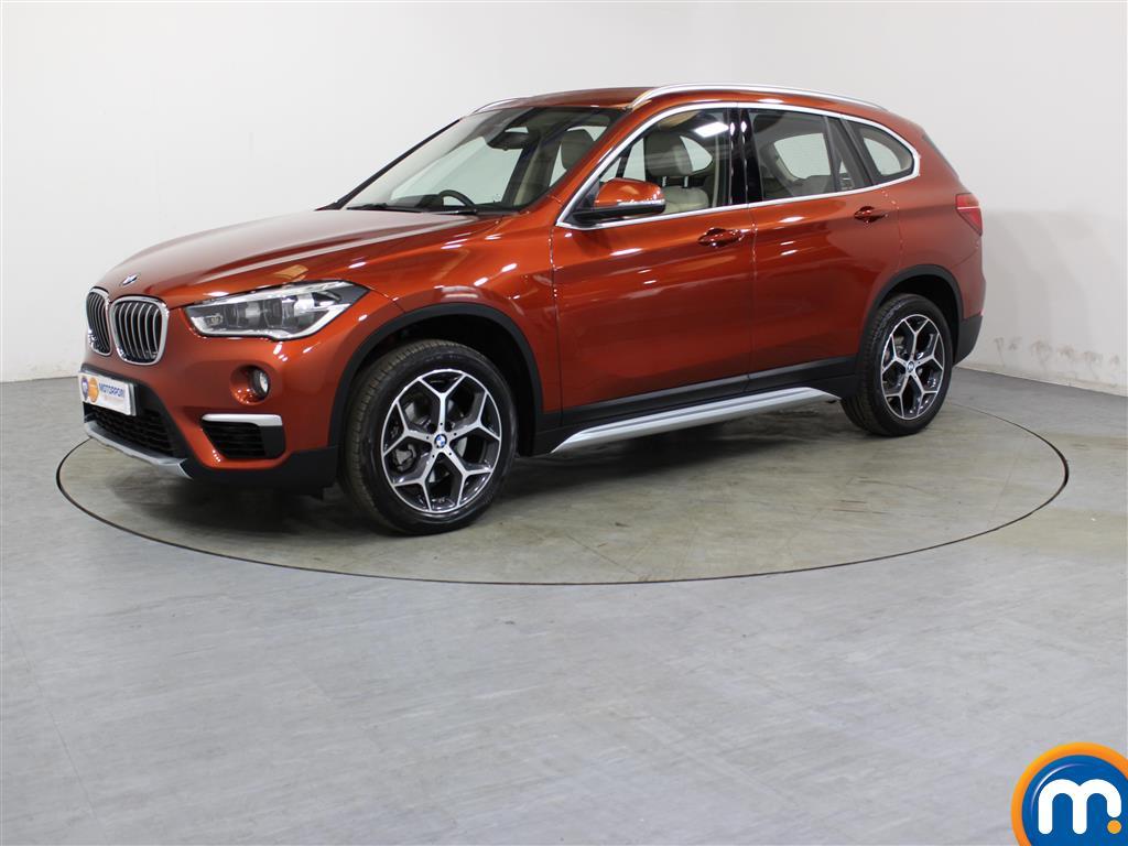 BMW X1 xLine - Stock Number (1046532) - Passenger side front corner