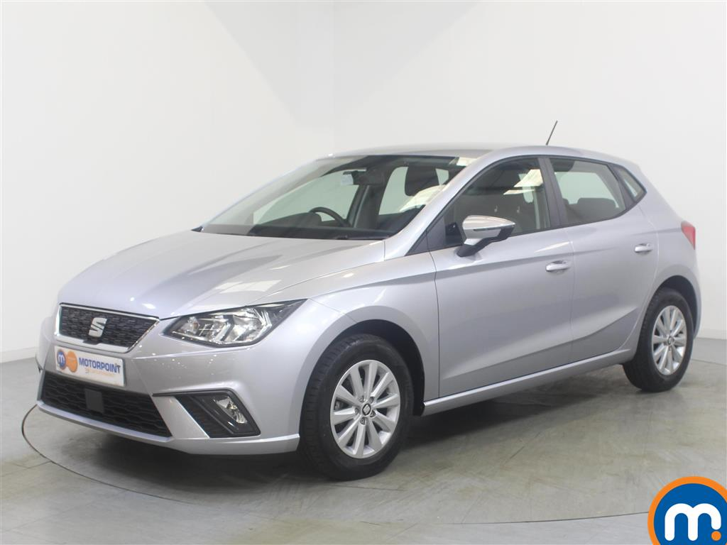 Seat Ibiza SE Technology - Stock Number 1045997 Passenger side front corner