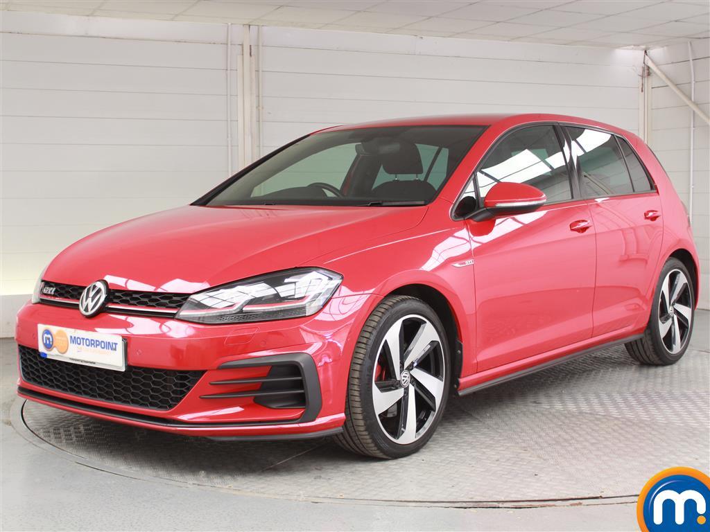 Volkswagen Golf GTI - Stock Number 1036747 Passenger side front corner