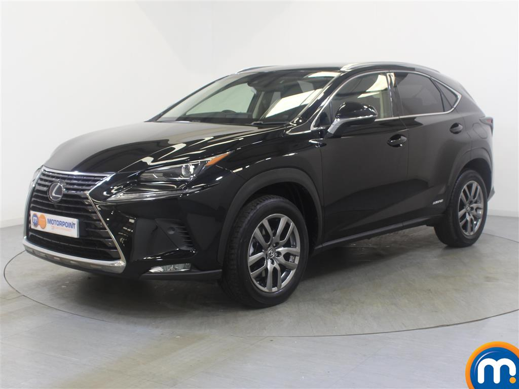 Lexus NX Luxury - Stock Number 1040088 Passenger side front corner