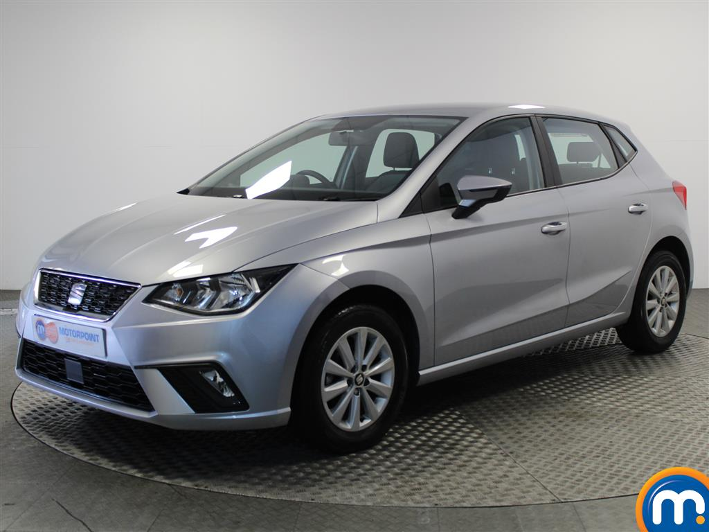 Seat Ibiza SE Technology - Stock Number 1035755 Passenger side front corner