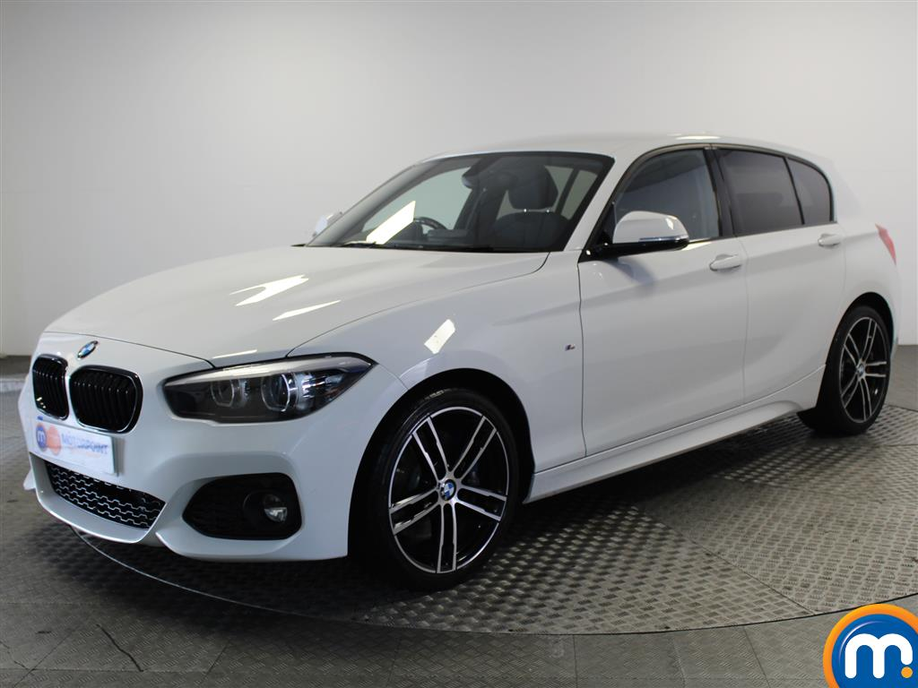 BMW 1 Series M Sport Shadow Edition - Stock Number 1040888 Passenger side front corner