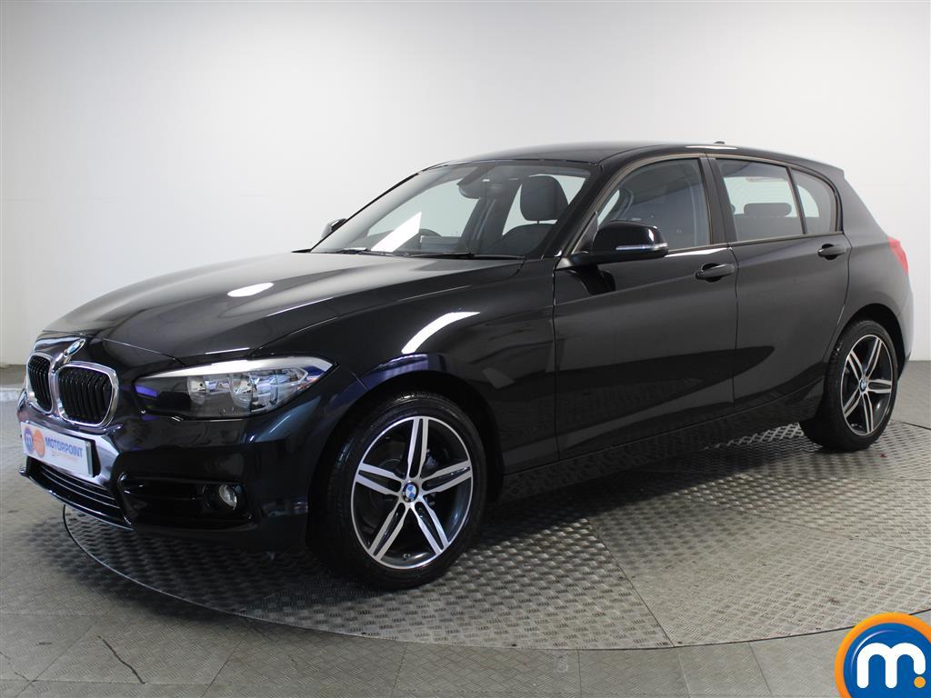 BMW 1 Series Sport - Stock Number 1047175 Passenger side front corner
