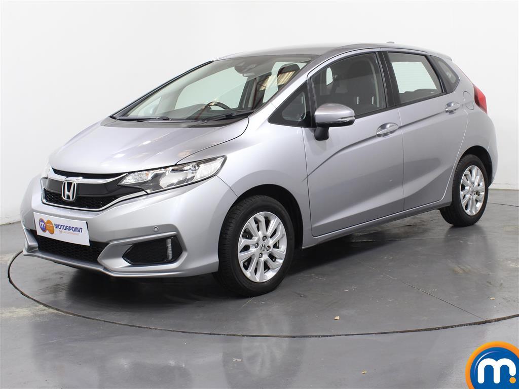 Honda Jazz SE - Stock Number 1043715 Passenger side front corner