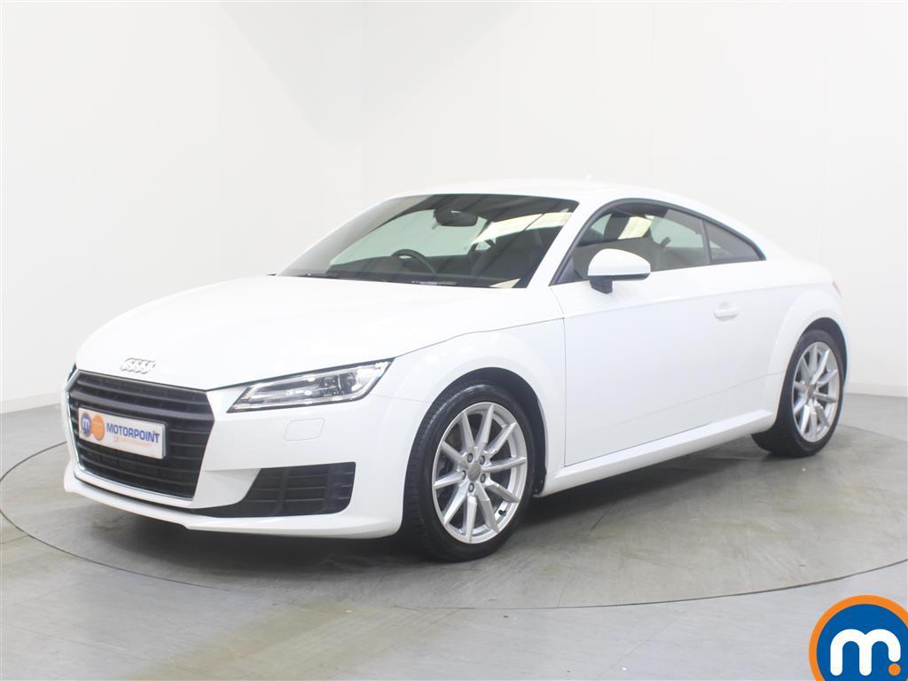Audi TT Sport - Stock Number 1044885 Passenger side front corner