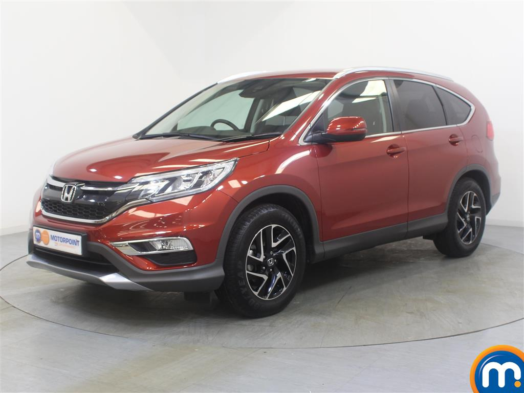 Honda Cr-V SE Plus - Stock Number 1047243 Passenger side front corner