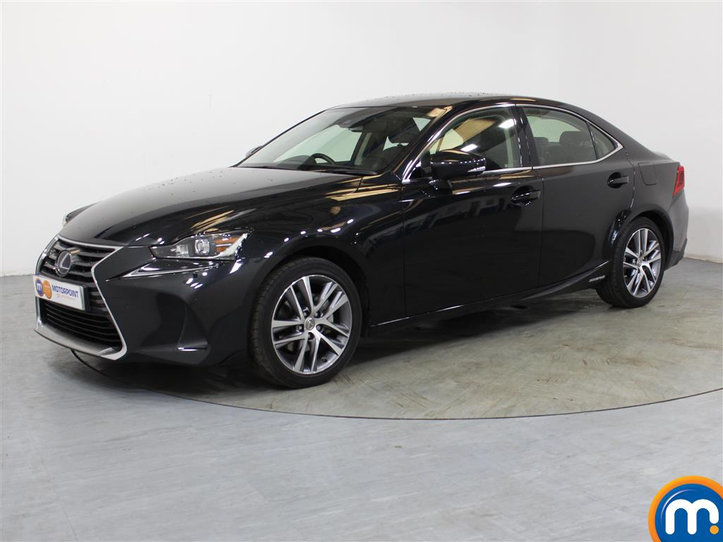 Lexus IS Executive Edition - Stock Number 1040250 Passenger side front corner