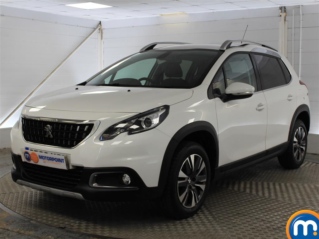 Peugeot 2008 Allure - Stock Number 1041060 Passenger side front corner