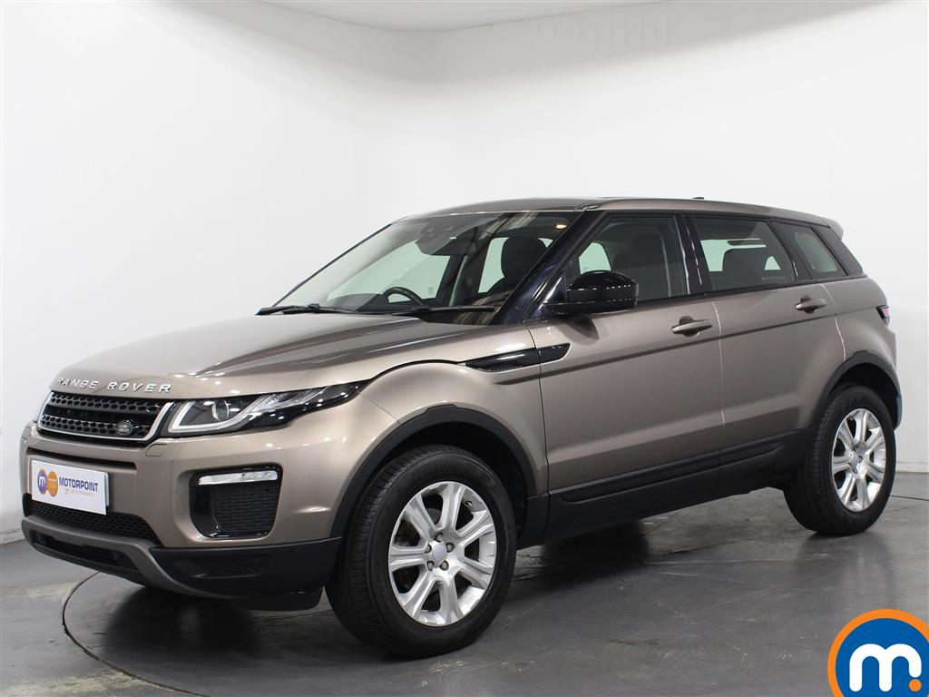 Land Rover Range Rover Evoque SE Tech - Stock Number 1042400 Passenger side front corner