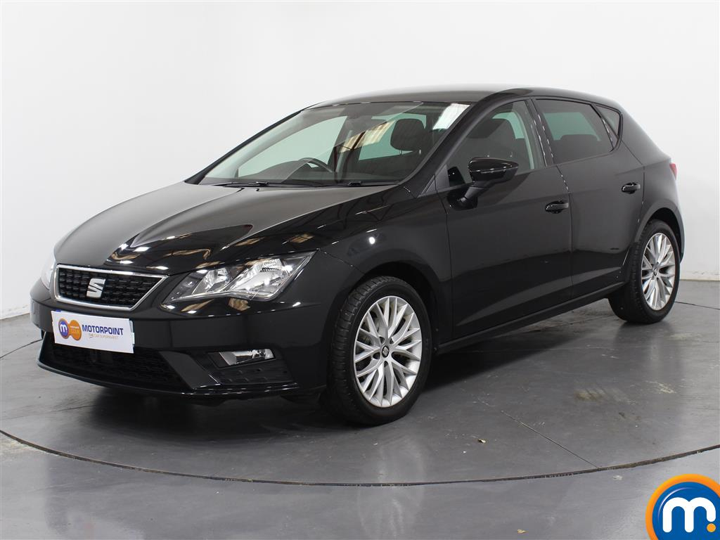 Seat Leon SE Dynamic Technology - Stock Number 1045110 Passenger side front corner