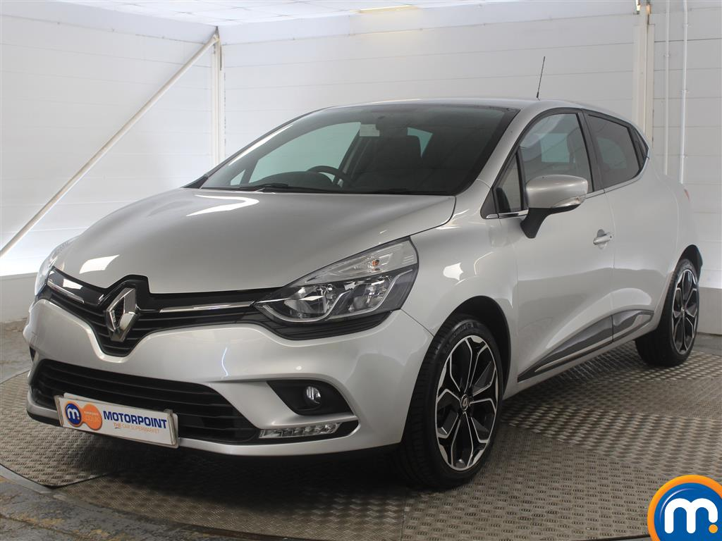 Renault Clio Iconic - Stock Number 1046767 Passenger side front corner