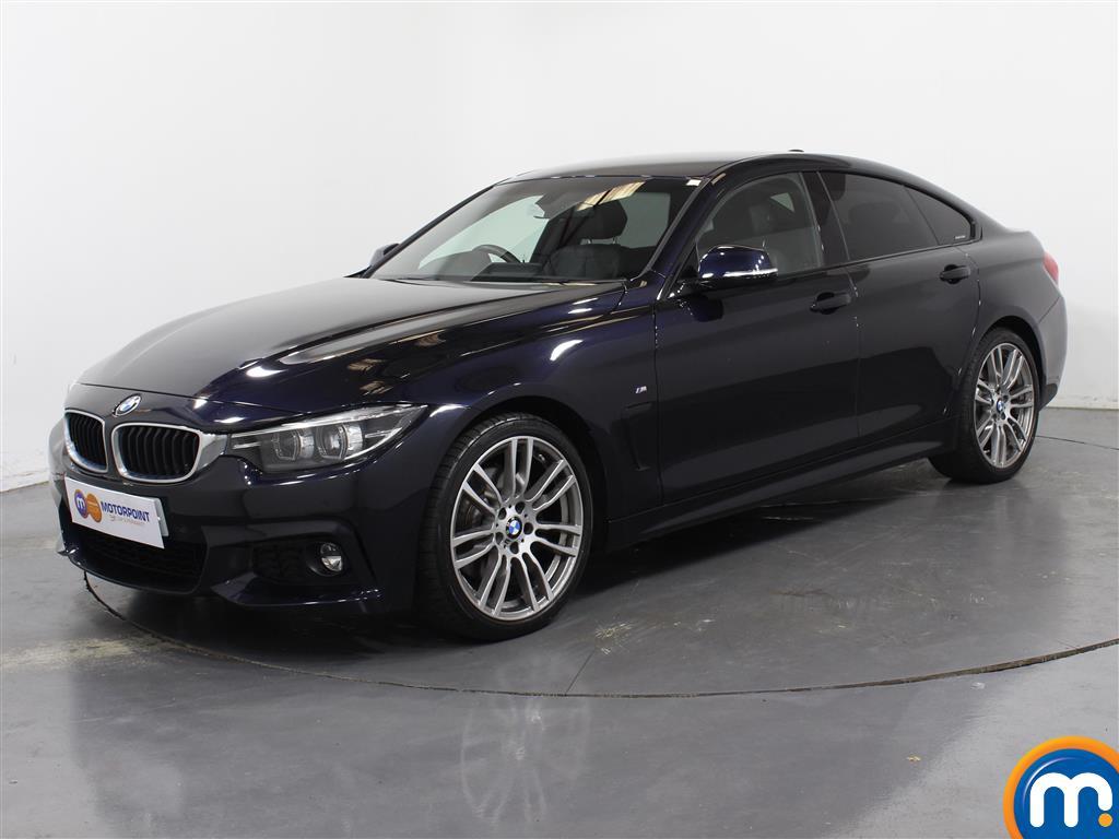 BMW 4 Series M Sport - Stock Number 1046641 Passenger side front corner