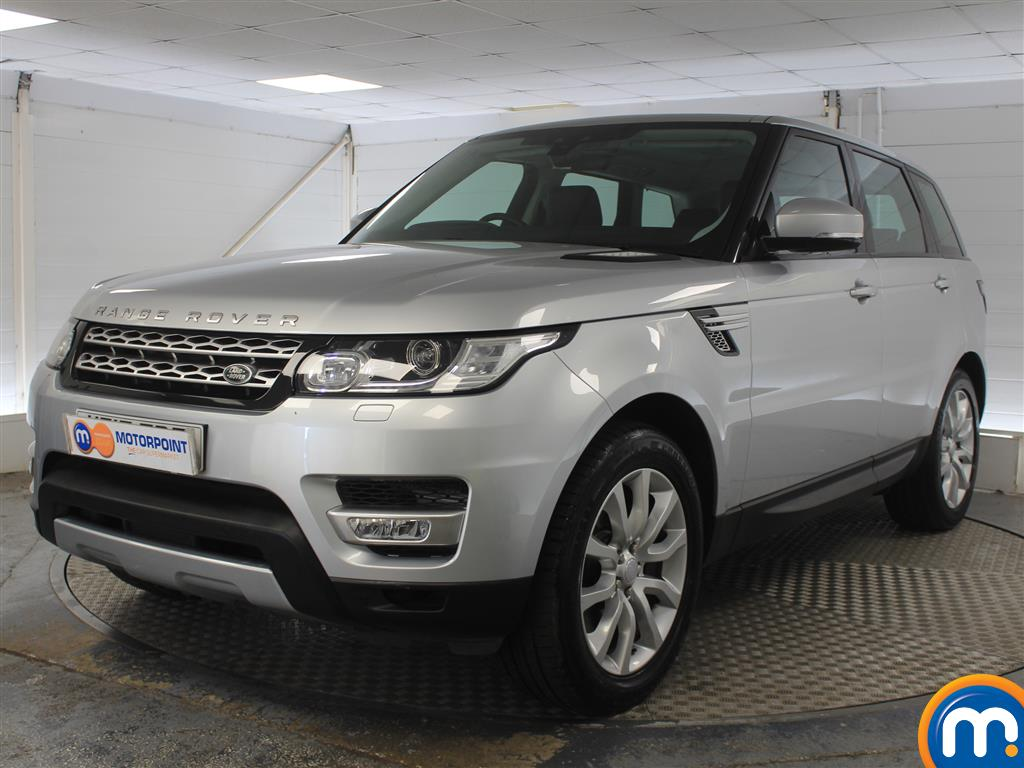 Land Rover Range Rover Sport HSE - Stock Number 1039551 Passenger side front corner