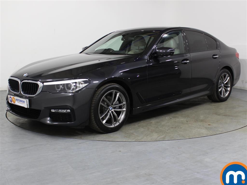 BMW 5 Series M Sport - Stock Number 1045939 Passenger side front corner