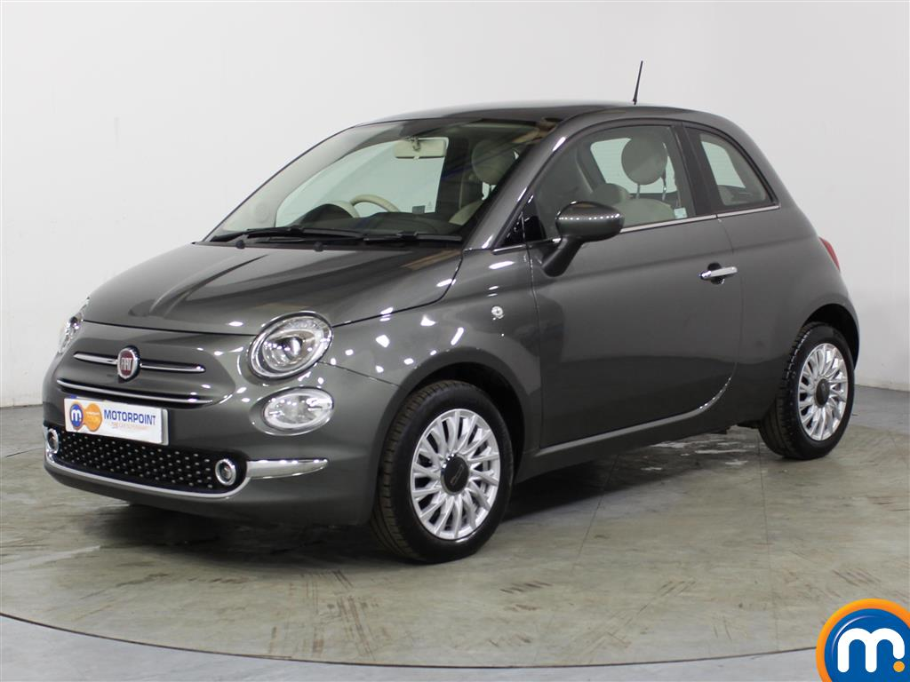 Fiat 500 Lounge - Stock Number 1045966 Passenger side front corner