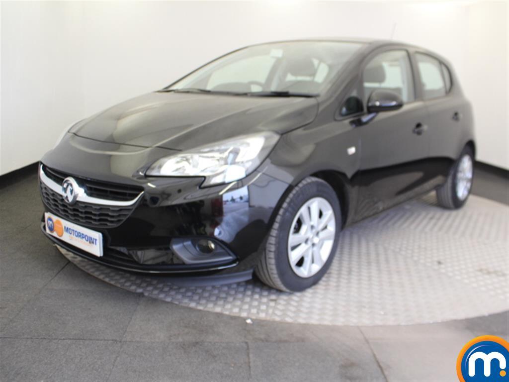 Vauxhall Corsa Design - Stock Number 1047428 Passenger side front corner