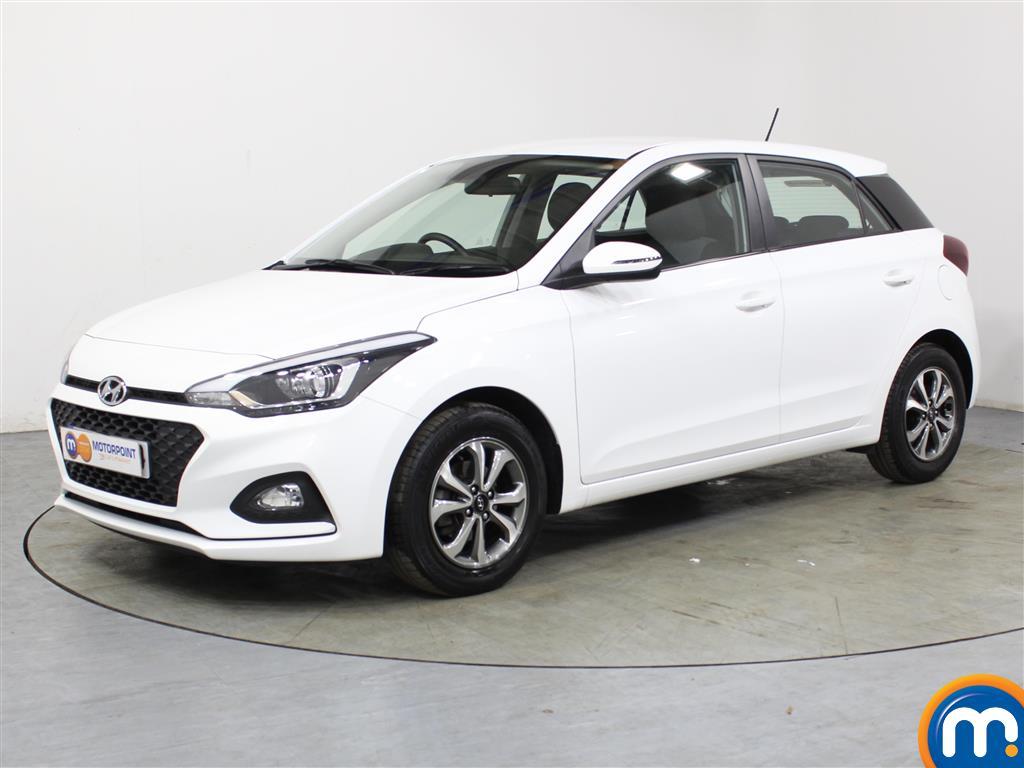 Hyundai I20 SE - Stock Number 1041544 Passenger side front corner